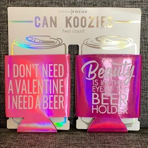I Don't Need A Valentine I Need A Beer Can Holders